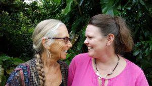 Christine and Jean