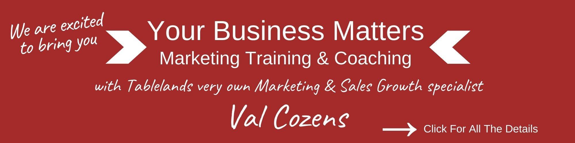 ST Marketing Training red